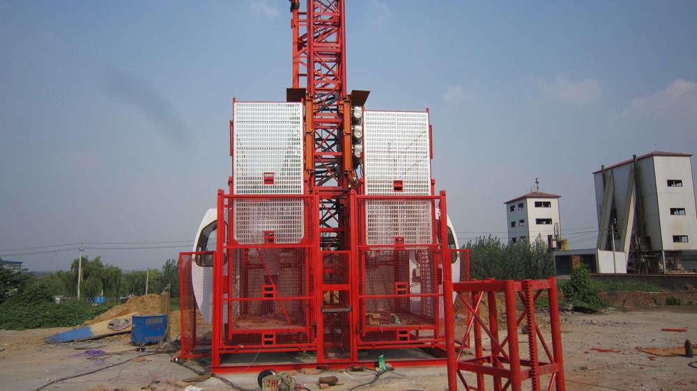 SC200/200施工电梯